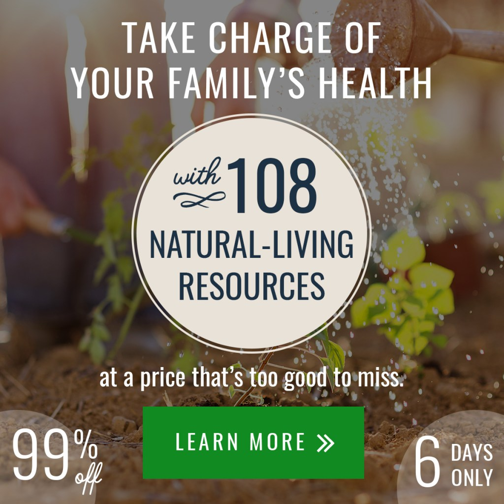 Herbal Resources in the 2017 Ultimate Healthy Living Bundle