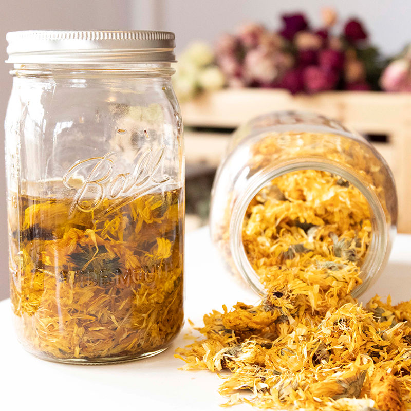 Learn how to make herbal oils, teas, tinctures, salves, herb infused honey and more with this free Herbal Preparations 101 mini course.