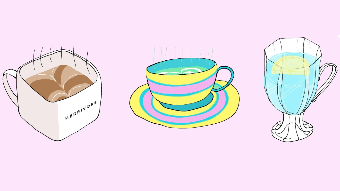 Warm Drinks that are Good for Your Skin
