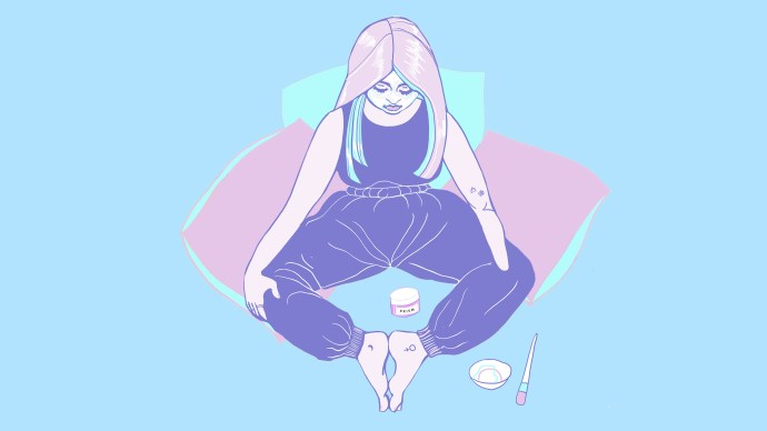 Yin Yoga Poses for Glowing Skin