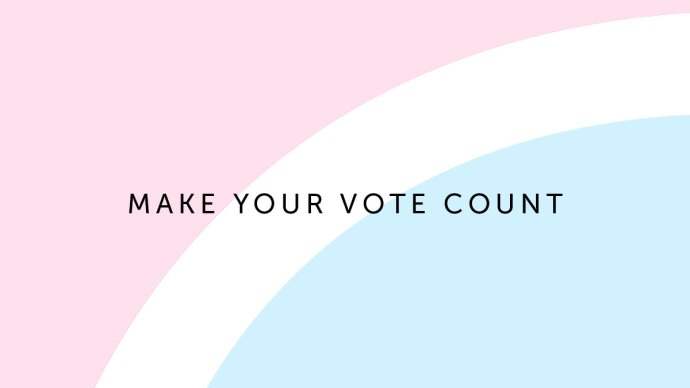 Make your vote count with these voting tips and reminders