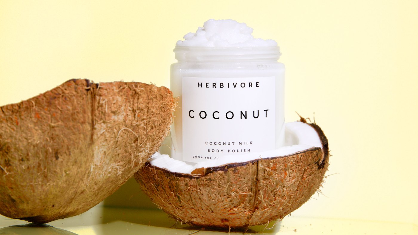Introducing Coconut Milk Body Polish