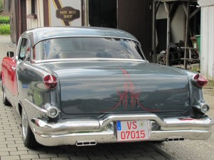 50's & Cali-style Striping
