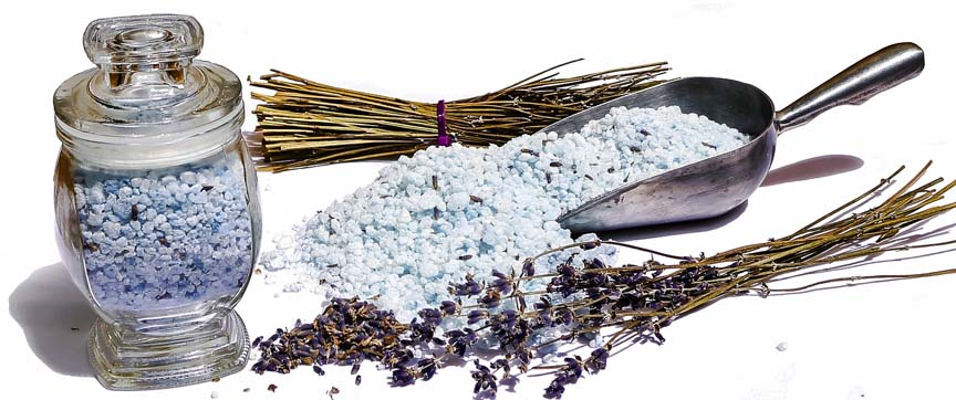 Scented Bath Salts - Easy to Make and Enjoy