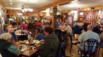 Dining Room at the Jacob Lake Inn