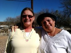 Our new friend Barb in AZ
