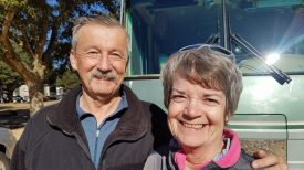 Phil & Cheryl @ Summerdale, AL