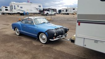 Karmann Ghia (VW) also for sale