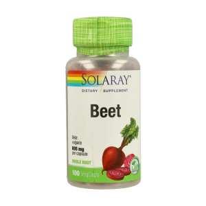 Beet Root (Remolacha) – Solaray – 100capsulas