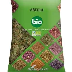 Abedul Bio – Soria Natural – 40 gr