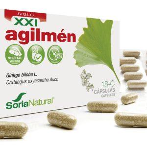 18-C Agilmen XXI – Soria Natural – 30 cápsulas