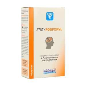 Ergyfosforyl – Nutergia – 60 perlas