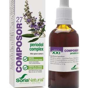 Composor 27 – Periodol Complex XXI – Soria Natural – 50 ml