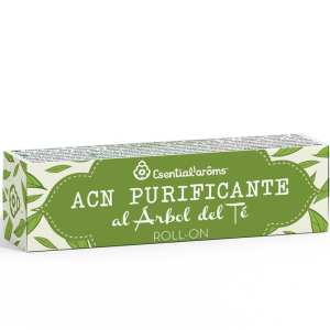 ACN Purificante Roll-On Árbol de te – Esential Aroms – 5 ml
