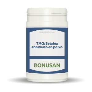 Betaína Anhidrato (TMG) – Bonusan – 125 gramos