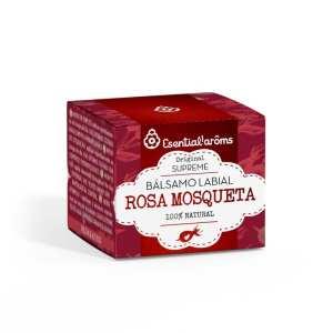 Bálsamo Labial de Rosa Mosqueta – Esential Aroms – 5 gr
