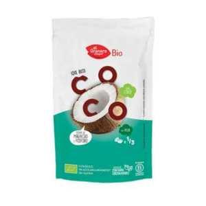 Copos de Coco Tostados Snack Bio – El Granero Integral – 80 gr