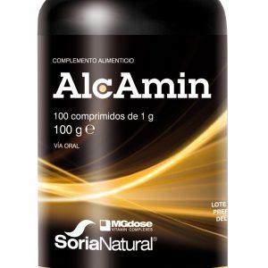 Alcamin – MGDose – 100 comprimidos