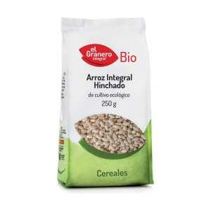Arroz Integral Hinchado Bio – El Granero Integral – 250 gr