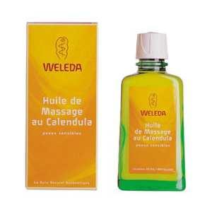 Aceite para Masaje con Caléndula – Weleda – 100 ml