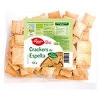 Crackers de Espelta con Sésamo Bio – El Granero Integral – 150 gr