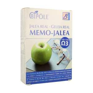 Bipole Memo-Jalea – Dietéticos Intersa – 20 ampollas