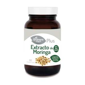 Extracto de Moringa – El Granero Integral – 60 cápsulas