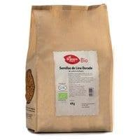 Semillas de Lino Dorado Bio – El Granero Integral – 4 kilos