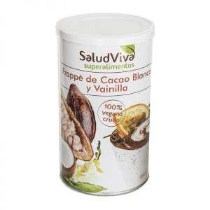 Frappe de Cacao Blanco y Vainilla ECO 320g