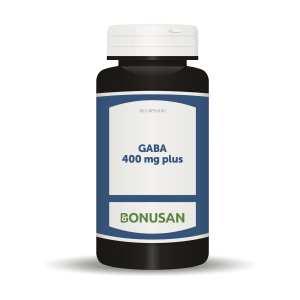 GABA 400 mg Plus – Bonusan – 60 cápsulas