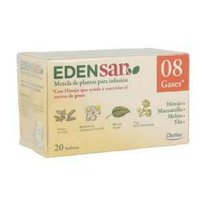 Edensan 08 Beb Eupeptica Infantil Infusiones – Dietisa – 20 unidades