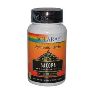 Bacopa – Solaray – 60capsulas