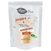Jengibre Latte & Go – El Granero Integral – 150 gr