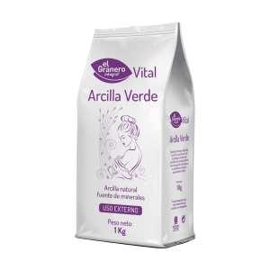 Arcilla Verde – El Granero Integral – 1 kilo
