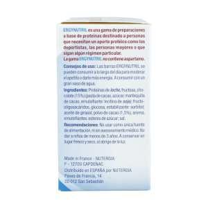Ergynutril Barritas – Sabor Chocolate – Nutergia – 7 barritas