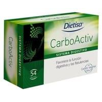Carboactiv – Dietisa – 60 cápsulas