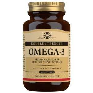Omega 3 Alta Concentracion – Solgar – 60 perlas