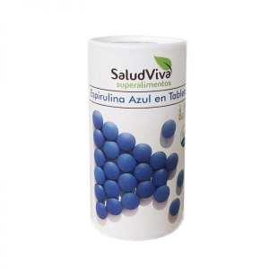 Espirulina Azul en Tabletas – Salud Viva – 25 gr