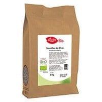 Semillas de Chia Bio – El Granero Integral – 4 kilos