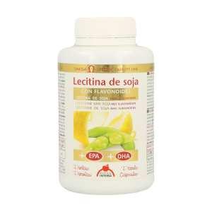 Lecitina de Soja con flavonoides – Dietéticos Intersa – 90 perlas