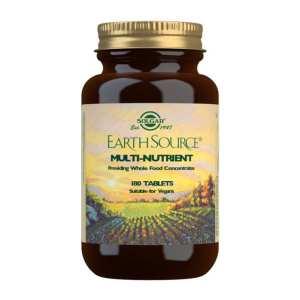 Earth Source – Solgar – 180 comprimidos