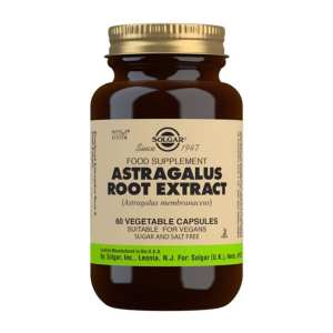 Astragalo Extracto – Solgar – 60 cápsulas