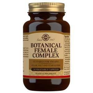 Botanical Female Complex – Solgar – 30 Cápsulas