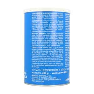 Colágeno Soluble Forte Flex – Sabor vainilla – Integralia – 400 gramos