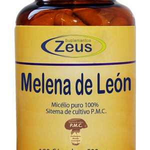 Melena de Leon – Zeus – 180 capsulas