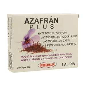 Azafran Plus – Integralia – 30 cápsulas