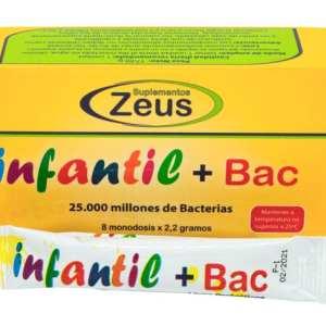 Infantil+Bac – Zeus – 8 monodosis
