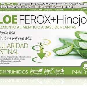 Aloe Ferox + Hinojo – Natysal – 30 comprimidos