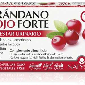 Arándano Rojo Forte – Natysal – 30 cápsulas