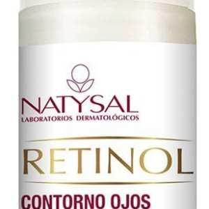 Contorno de Ojos Retinol – Natysal – 15 ml